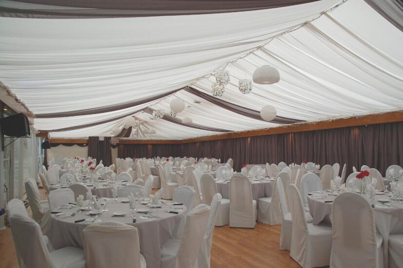 Salle La Marquise réception
