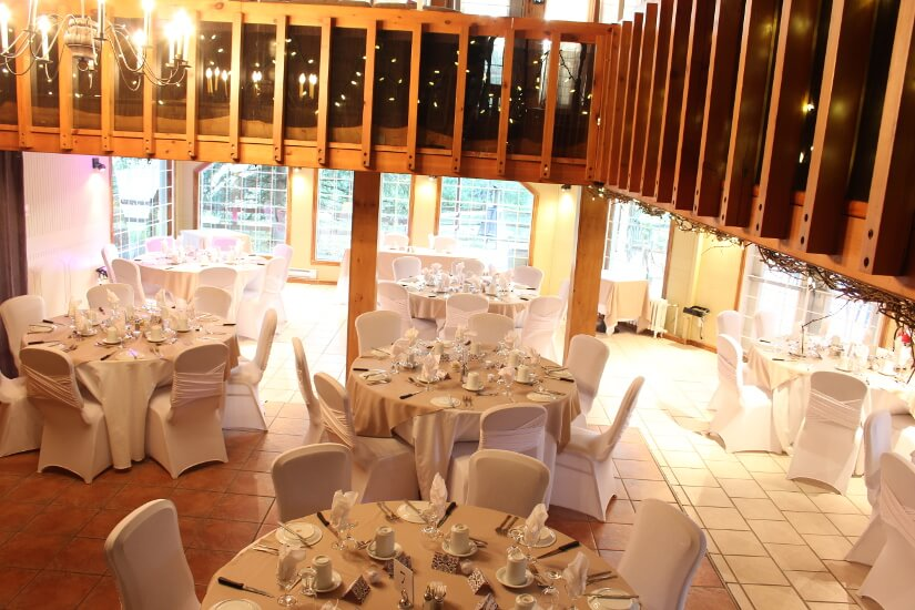 Salle de réception La Suisse